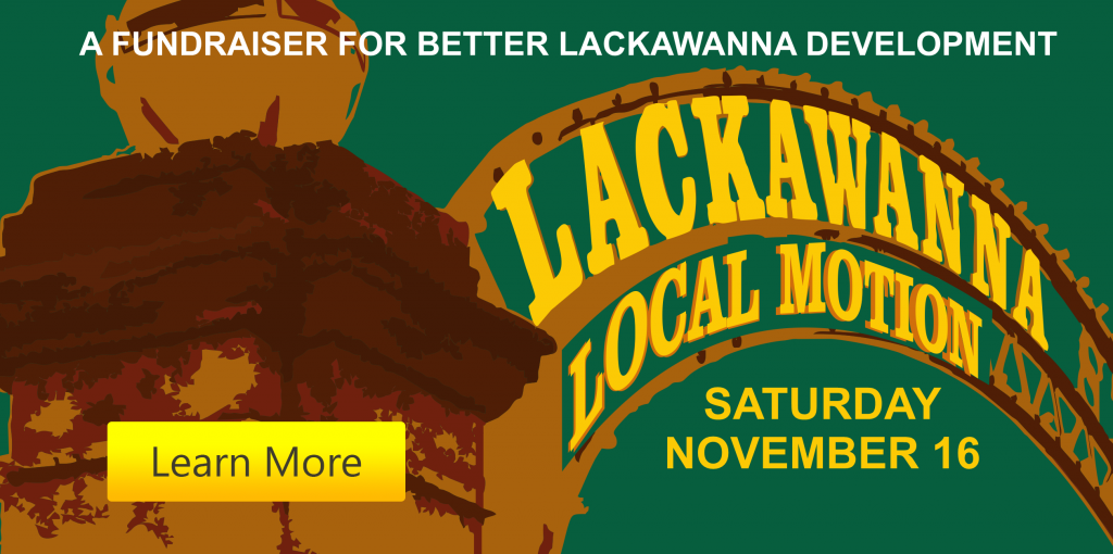 Click for more information on the Lackawanna Local Motion event